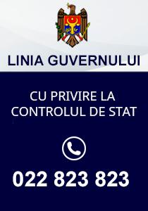 Linia Guvernului cu privire la controlul de stat