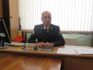 Vadim DADUS , Sef Directie Inspectia Ecologica Ungheni