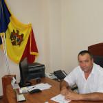Vitalie CURARARI, Şeful  Inspectoratului Ecologic de Stat